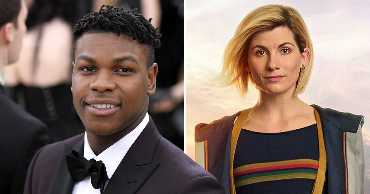 John Boyega is beaming with pride over Jodie Whittaker's 'brilliant' casting as first female Doctor Who