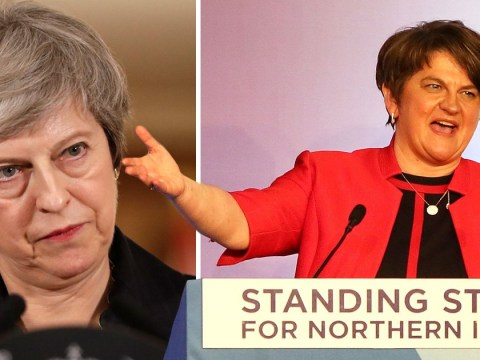 Arlene Foster says Theresa May's Brexit deal is 'not in Northern Ireland's interest'