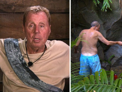 I'm A Celebrity's Harry Redknapp melts hearts as he gets awkward over showering with Fleur East and Rita Simons