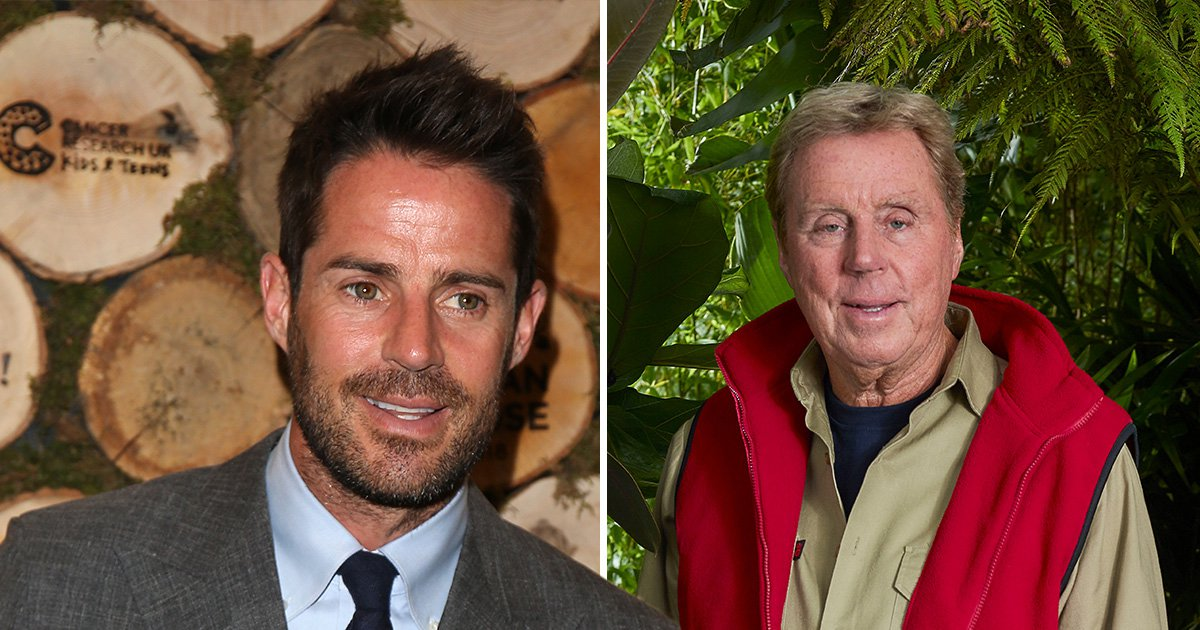 Jamie Redknapp pokes fun at dad Harry Redknapp's fussiness on I'm A Celeb: 'What did he expect?'