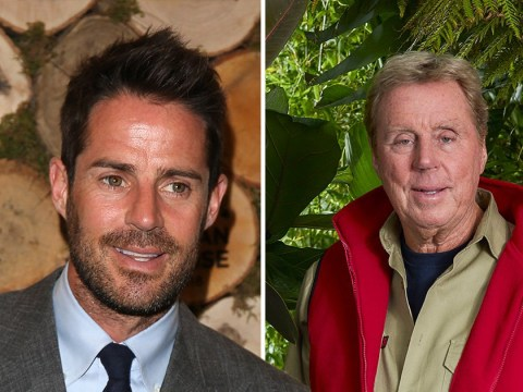 Harry Redknapp's son Jamie wants dad voted off I'm A Celeb so he can be reunited with wife