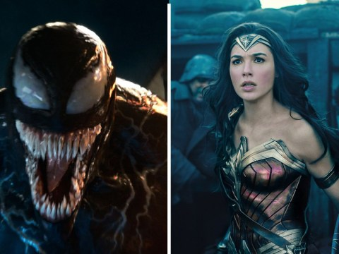 Tom Hardy's Venom has somehow raked in more money than Wonder Woman