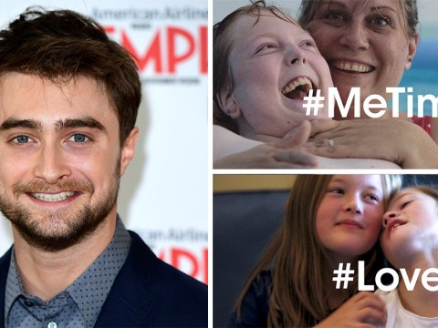 Daniel Radcliffe uses his magic to raise money for children with terminal illness for Christmas