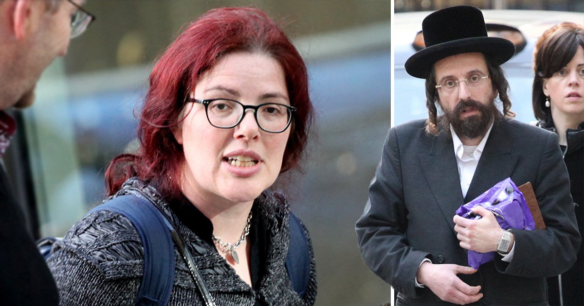 Wife who rebelled against 'ultra-orthodox' life wins £1,400,000 family home