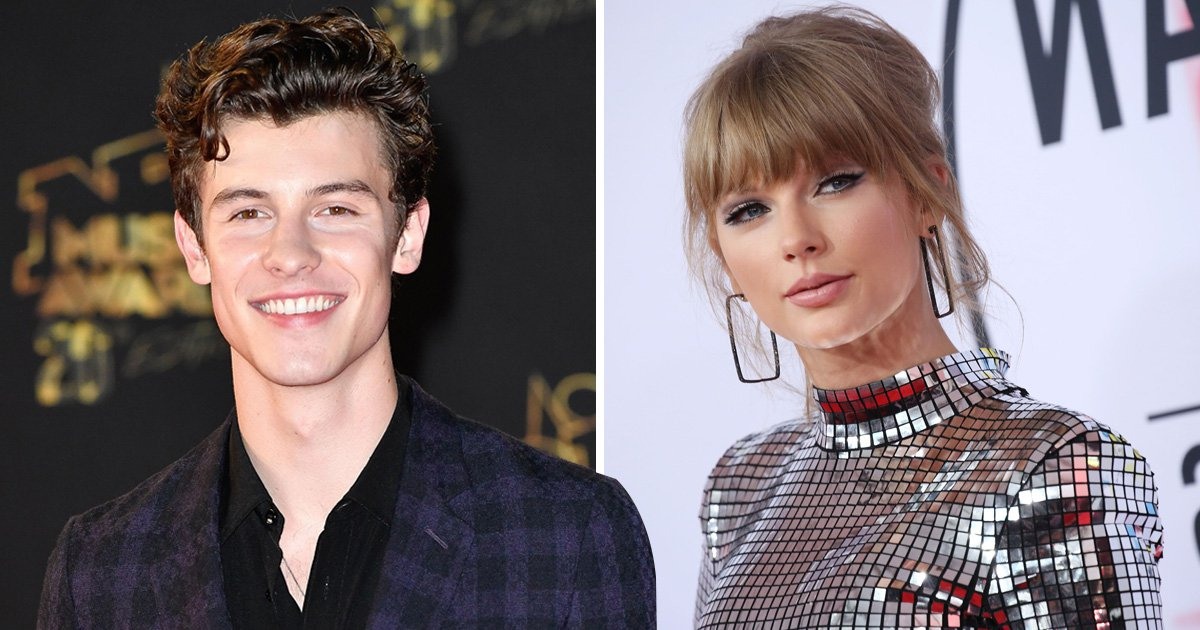 Shawn Mendes regrets letting Taylor Swift put glitter on his eyes as he addresses gay rumours