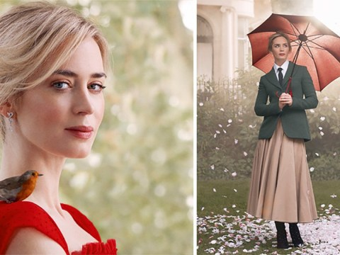 Emily Blunt reveals Dick Van Dyke was 'exhausted' filming Mary Poppins sequel, but would still sing to her