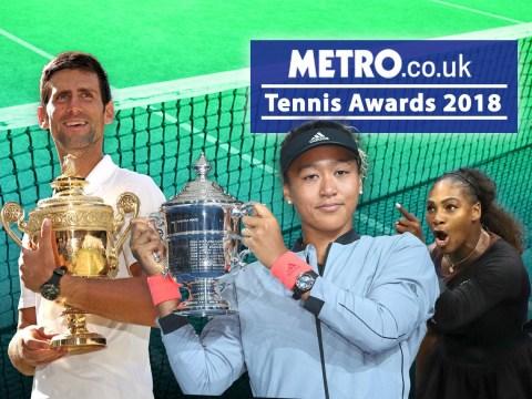 Metro.co.uk Tennis awards 2018: Novak Djokovic, Roger Federer & Serena Williams among those honoured
