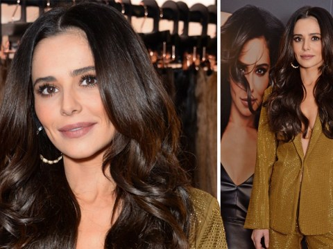 Cheryl joins fellow Geordie Charlotte Crosby in launching hair extension range