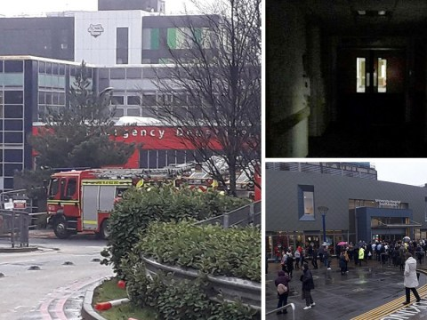 Patients told to stay away from hospital after major power cut