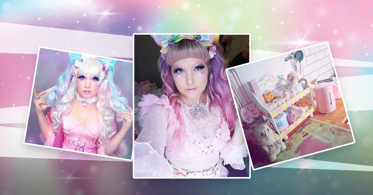 I'm Your Biggest Fan: 'I've spent over £20,000 to live the kawaii life'