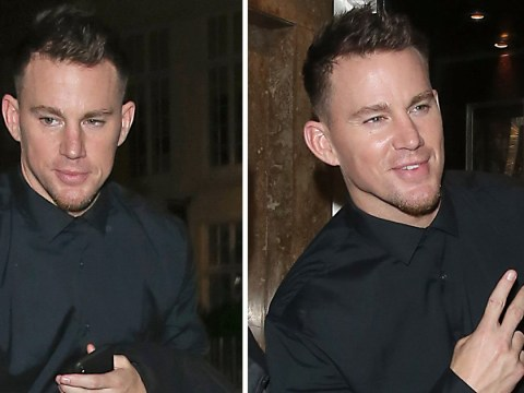 Channing Tatum dodges Jessie J romance questions with cheeky response