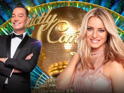 Strictly's Tess Daly shrugs off Craig Revel Horwood's 'dull' insult