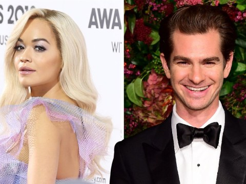 Rita Ora 'dating Andrew Garfield' following split from Andrew Watt