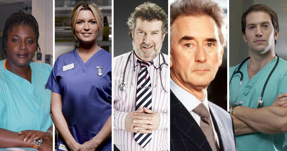 Holby City cast tease huge character returns for 20th anniversary