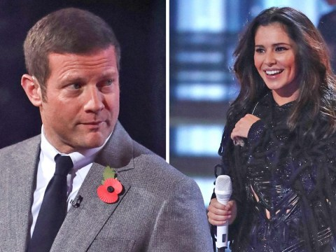 Dermot O'Leary weighs in on Cheryl's controversial X Factor performance after Ofcom row