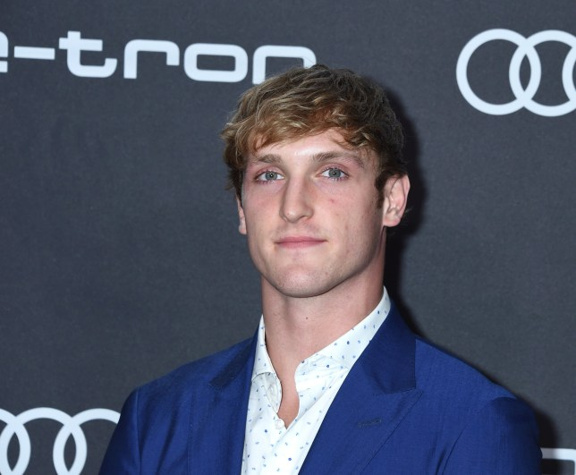 Mandatory Credit: Photo by AFF-USA/REX/Shutterstock (9883171x) Logan Paul Audi Pre-Emmy party, Los Angeles, USA - 14 Sep 2018