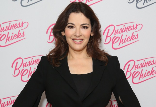 NIGELLA LAWSON - SYDNEY, AUSTRALIA - JANUARY 22: Nigella Lawson poses during a Business Chicks function at Westin Hotel on January 22, 2016 in Sydney, Australia. (Photo by Don Arnold/WireImage)