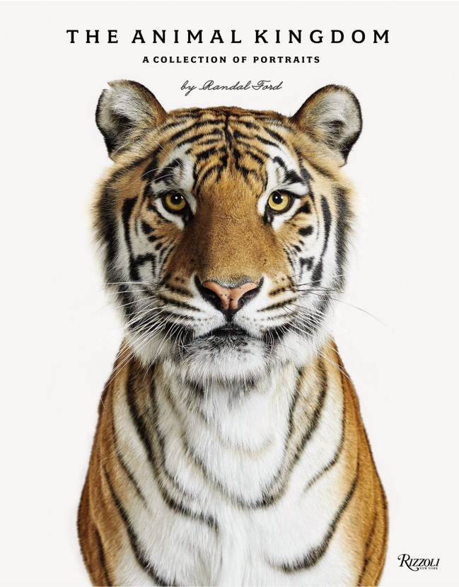 Please make sure the book is fully and clearly credited: The Animal Kingdom: A Collections of Portraits by Randal Ford is published by Rizzoli priced at ?29.95 and available now wherever books are sold. Must run cover and link - https://www.rizzoliusa.com/book/9781599621470/ Link when live please. Randal Ford