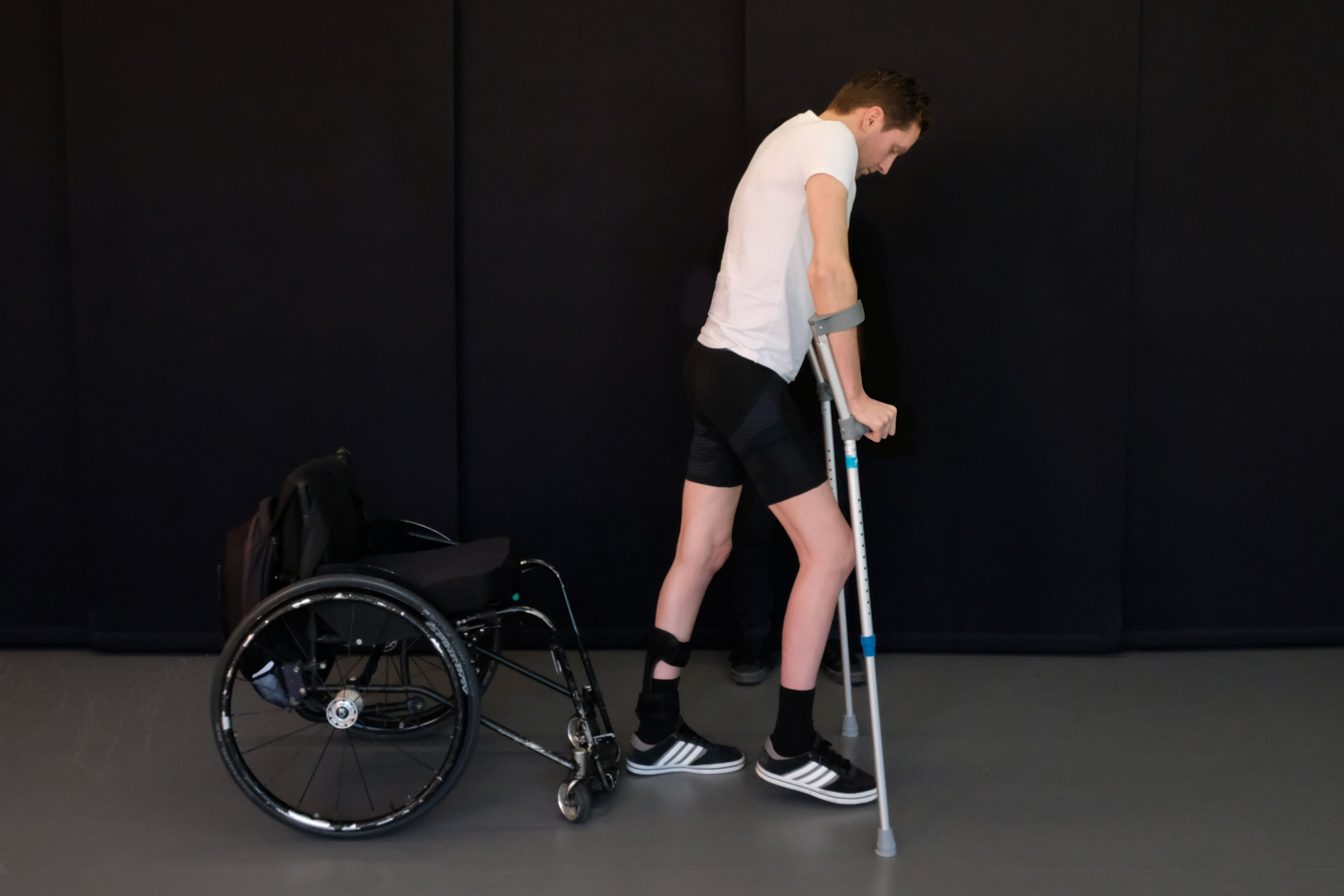 Paralysed patients able to walk again after breakthrough treatment