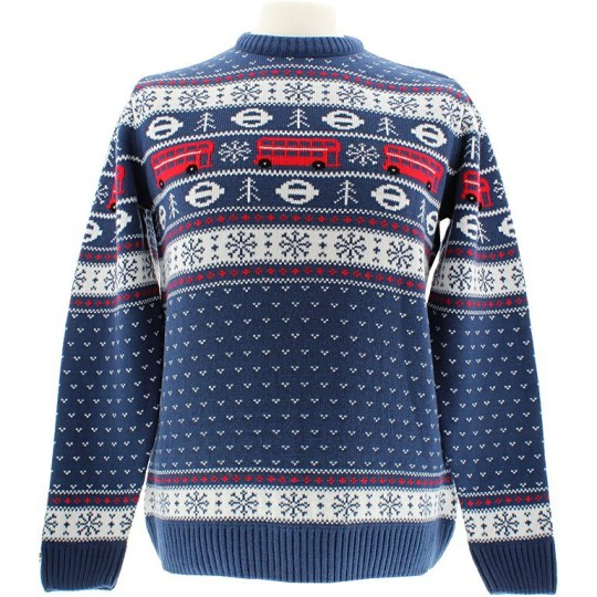Nerd Christmas Jumper.Tfl Releases Christmas Jumpers For All The Train Nerds In