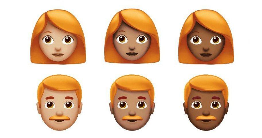 iOS 12.1 Emoji Changelog