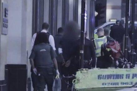 Knifeman stabs kitchen worker at Sony. METRO.co.uk