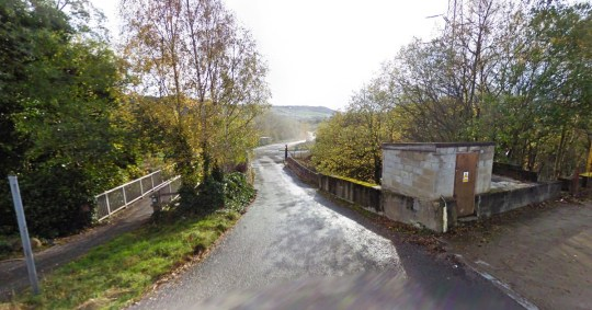 Young woman gang raped during morning walk. Picture: Cromwell Bottom Nature Reserve, Elland, West Yorkshire Credit: Google