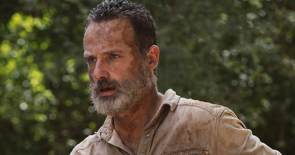 The Walking Dead's Andrew Lincoln was originally going to leave in season 8 – reveals multiple endings