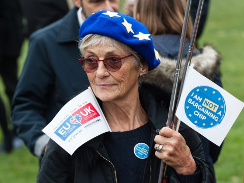 People over 65 are now just as worried about Brexit as young people