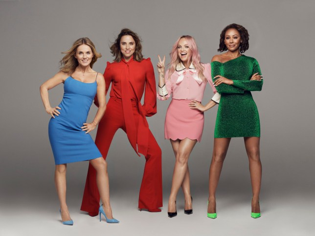The Spice Girls are officially back (Picture: Spice Girls)