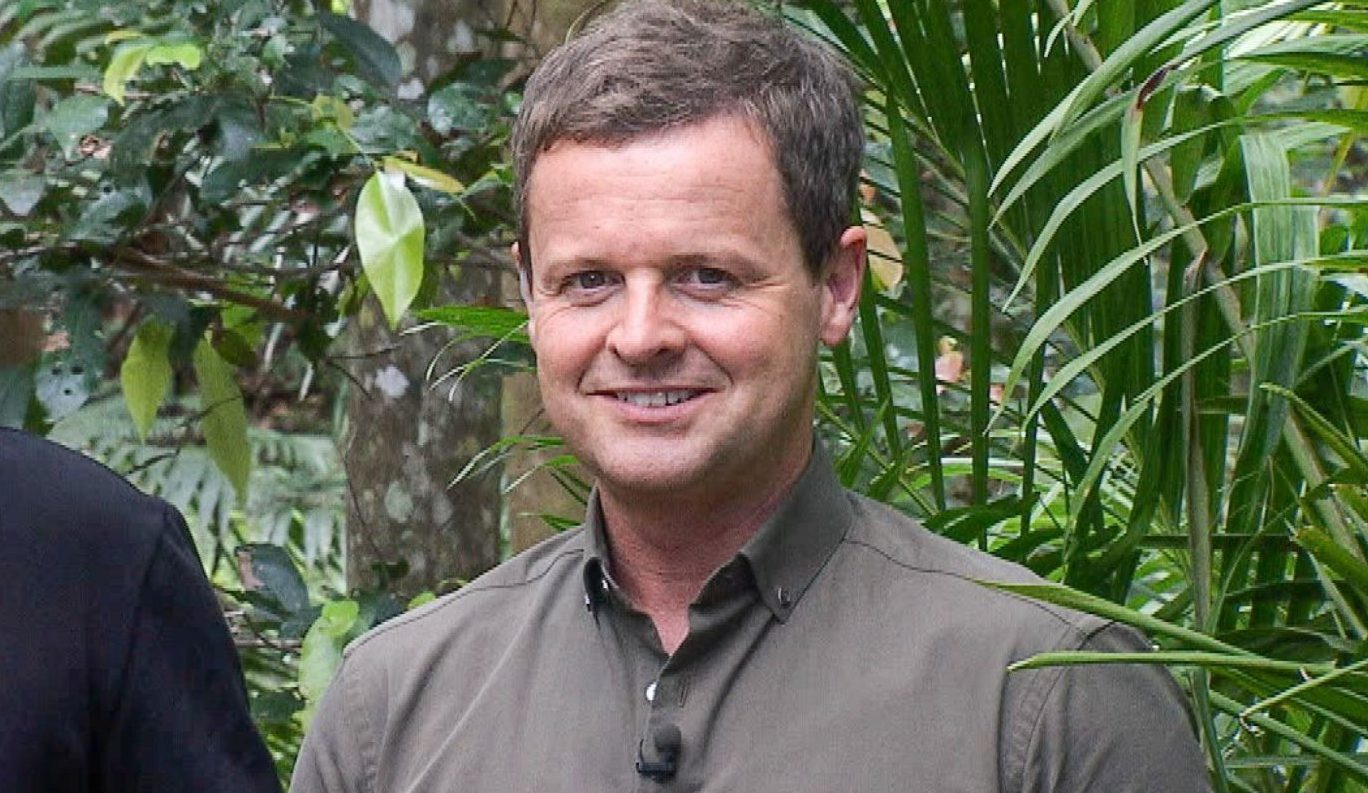 Mandatory Credit: Photo by ITV/REX/Shutterstock (9265044co) Bushtucker Trial: Toxic Trauma - Anthony McPartlin and Declan Donnelly 'I'm a Celebrity... Get Me Out of Here!' TV Show, Series 17, Australia - 08 Dec 2017