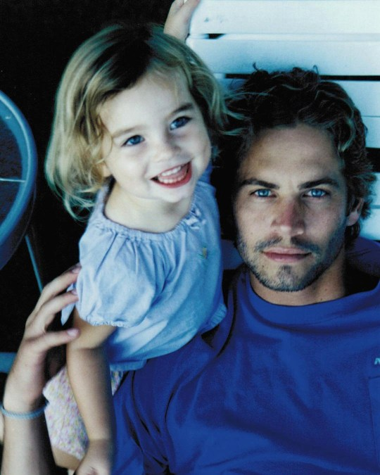 Paul Walker's daughter turns 20 Provider: Instagram/meadowwalker