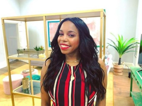 London Hughes says BBC makeup artist used 'hot chocolate' as she didn't have makeup for black people