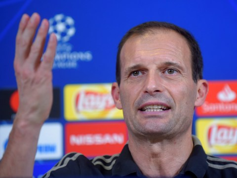 Massimiliano Allegri declares Mario Mandzukic fit for Manchester United clash