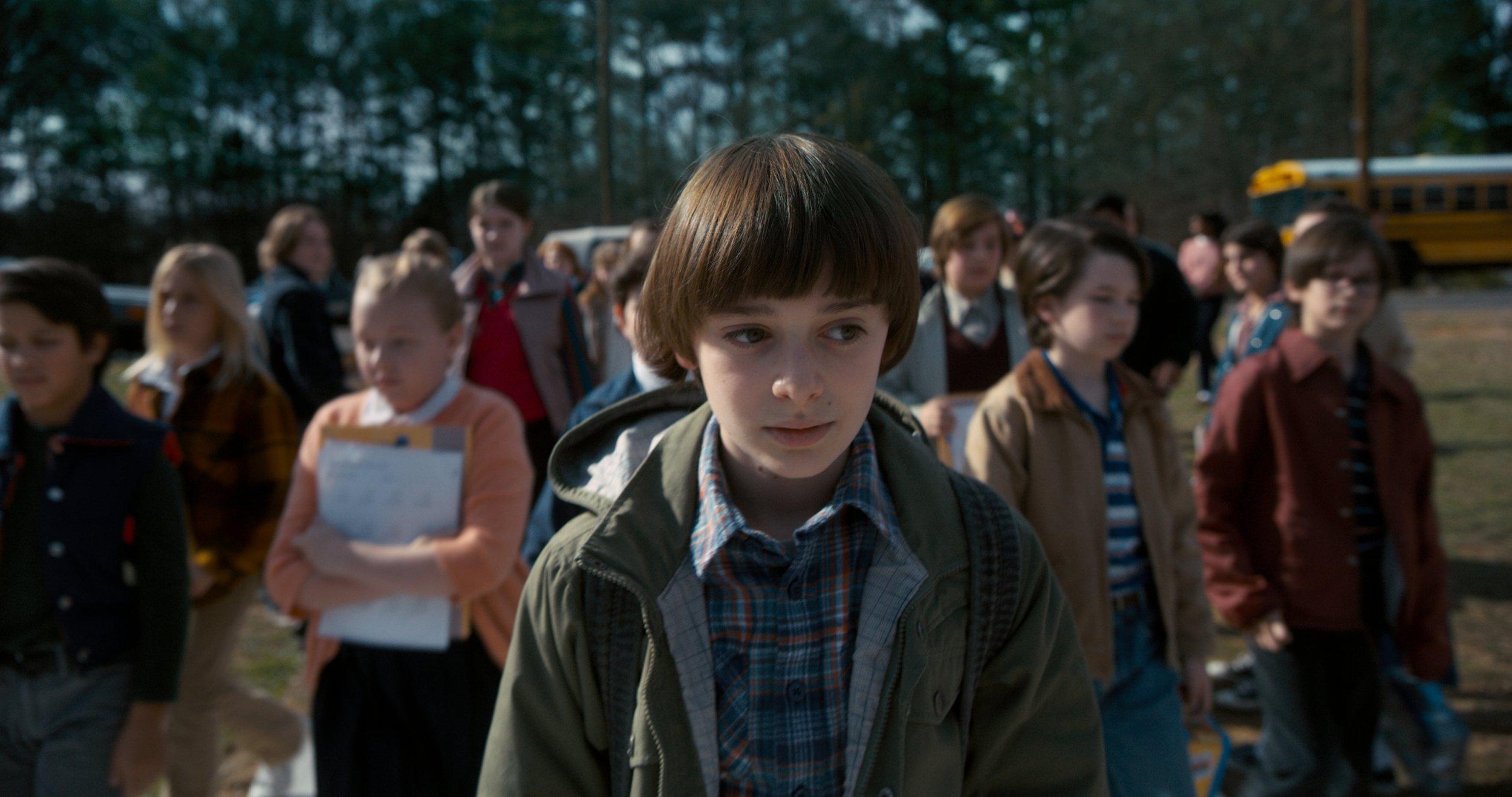When is Stranger Things season three released on Netflix?