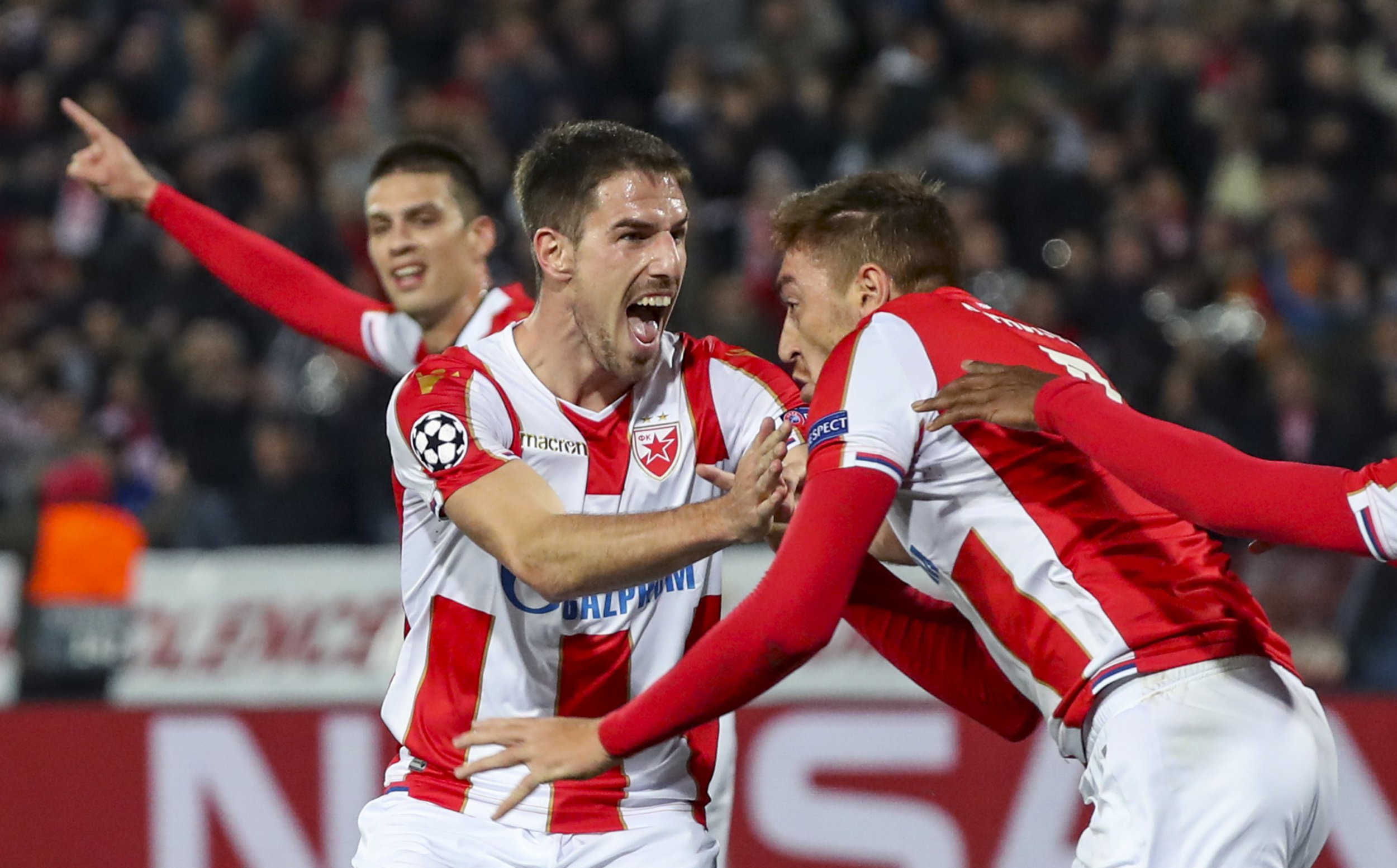 Liverpool's Champions League fate in the balance after Red Star Belgrade defeat