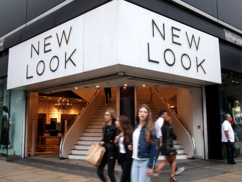 New Look starts closing stores, with thousands of jobs axed