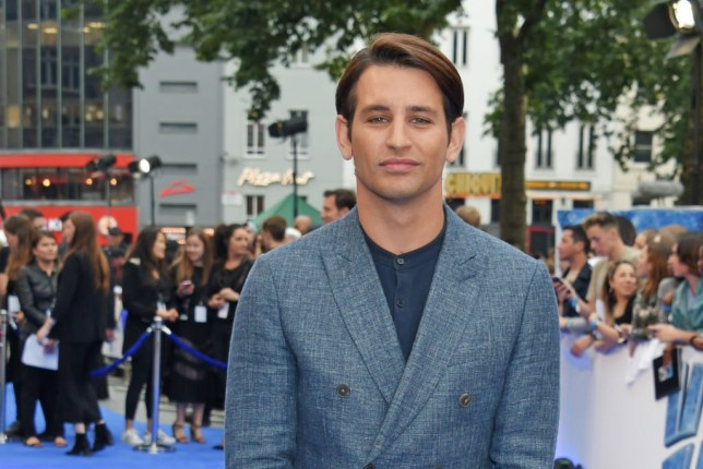 """LONDON, ENGLAND - JULY 24: Ollie Locke attends the European Premiere of """"Valerian And The City Of A Thousand Planets"""" at Cineworld Leicester Square on July 24, 2017 in London, England. (Photo by David M. Benett/Dave Benett/WireImage)"""