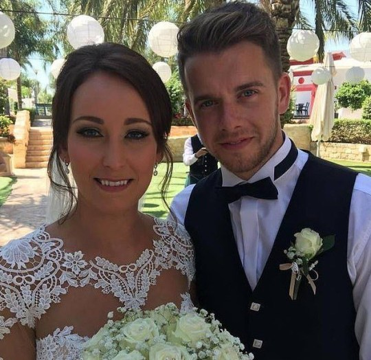 Police investigating the death of a Scottish newlywed who fell from British men's hotel room during Benidorm hen-do say there is NO DNA evidence that suggests foul play Kirsty Maxwell plunged to her death from the 10th floor of a hotel in Benidorm She walked into hotel room of five British men who say it was an accident Police found 'no foreign DNA' on her body after conducting tests on samples Judge has said she was only waiting for DNA results to 'conclude investigation' Family fears the 18-month criminal probe into Mrs Maxwell's death may now end