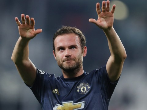 Juan Mata reveals talks with Manchester United over new contract after beating Juventus