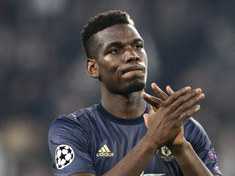 Juventus make Paul Pogba transfer enquiry during meeting with Manchester United