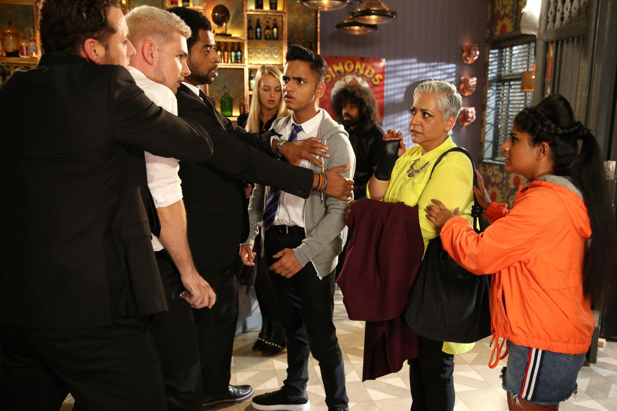 Hollyoaks spoilers: Misbah Maalik actress Harvey Virdi says Brexit has intensified racism