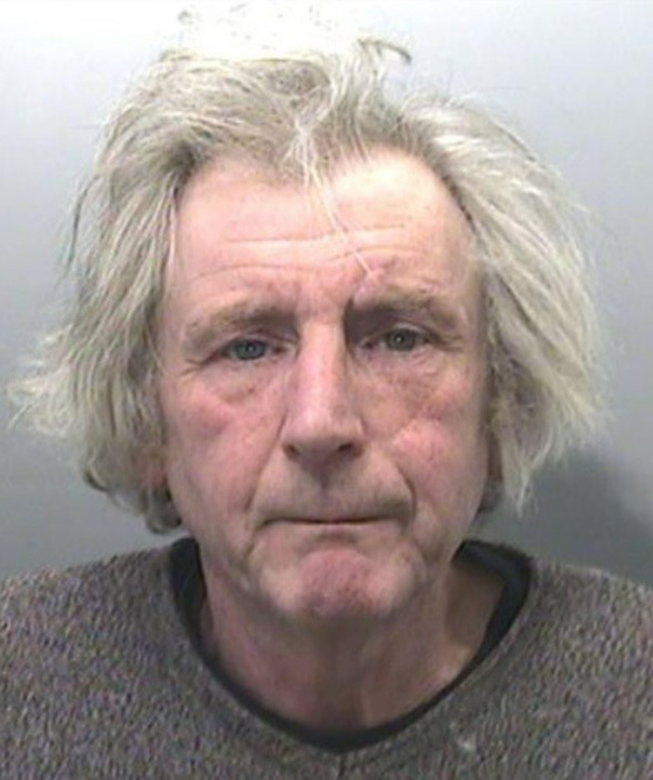 Undated handout photo issued by South Wales Police of Derek Potter who has been jailed for life for the murder of his wife. PRESS ASSOCIATION Photo. Issue date: Thursday November 8, 2018. Derek Potter, 64, strangled his wife Lesley, 66, then rigged up a noose in a spare bedroom to fake a suicide. He almost got away with murder but two weeks before his wife's cremation he confessed in a pub to a work colleague. See PA story COURTS Hanging. Photo credit should read: South Wales Police/PA Wire NOTE TO EDITORS: This handout photo may only be used in for editorial reporting purposes for the contemporaneous illustration of events, things or the people in the image or facts mentioned in the caption. Reuse of the picture may require further permission from the copyright holder.