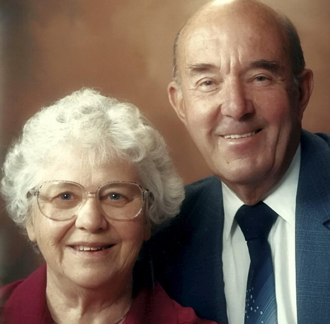 Mary and Ron Bilton. They were both admitted to hospital on their 66th weddinng anniversary and nurses have been commended for helping them spend their final hours together before Ron's passing.See SWNS story SWLEcouple.A devoted couple were able to spend their final hours together in hospital after kind staff moved them next to each other -- so they could hold hands one more time. Mary Bilton, 86, and husband Ron, 89, shared some precious moments as they celebrated their 66th wedding anniversary before both passing away within days of one another.The couple fell in love and were married for nearly seven decades but in later life began to suffer from health complications. Mrs Bilton was rushed to Hull Royal Infirmary in the final stages of cancer where her husband Ron was already being treated for multi-organ failure.