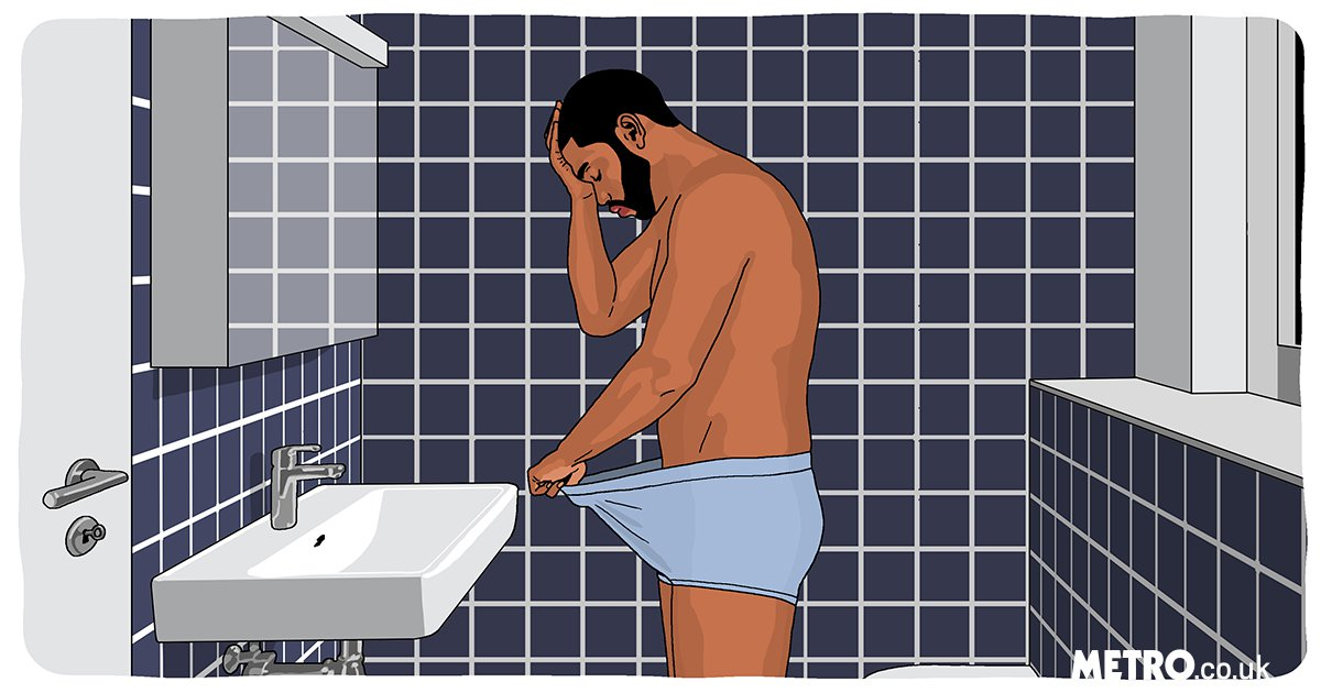 The trials and tribulations of losing a testicle