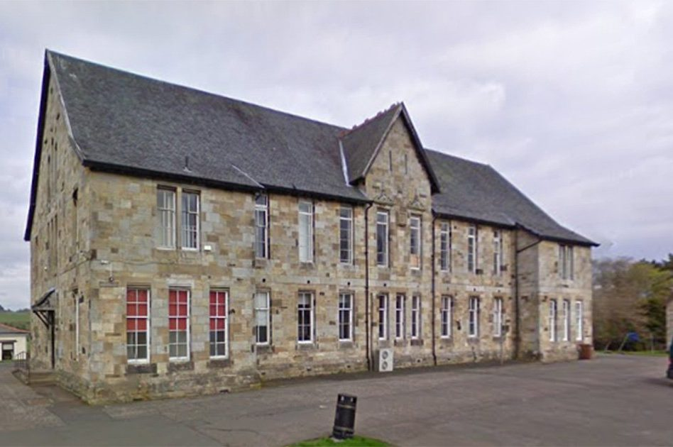 Paedophile refuses to apologise to victim Picture: The former Quarriers home in Bridge of Weir Credit: Google