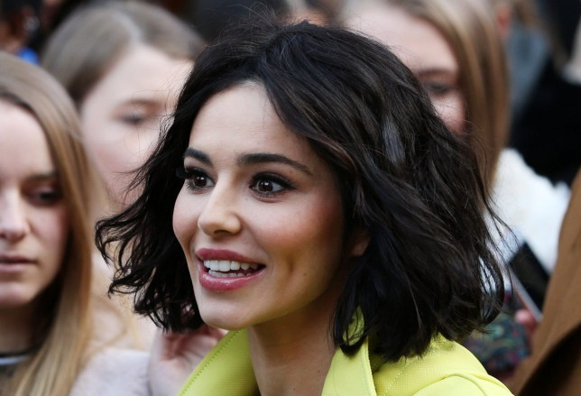 Mandatory Credit: Photo by Beretta/Sims/REX (9971673n) Cheryl at Global House for Capital FM Cheryl out and about, London, UK - 09 Nov 2018