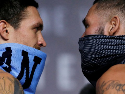 Oleksandr Usyk v Tony Bellew LIVE: Results and updates from Manchester showdown