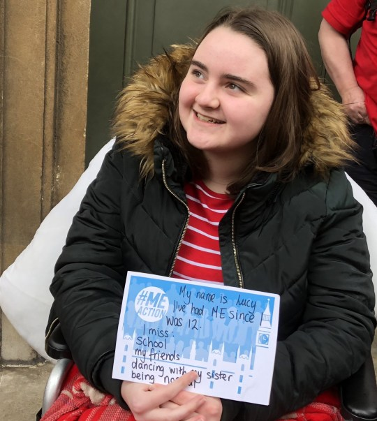 Woman with severely disabled daughter is campaigning for Tesco not to ban single use plastic straws Credit: Karen Grimwade