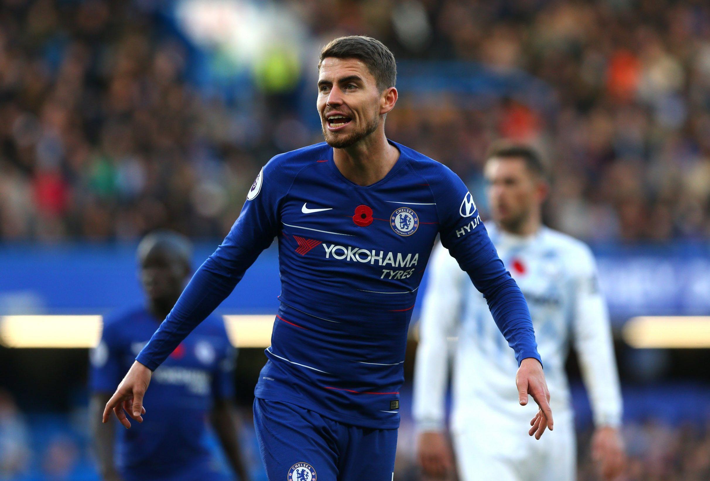Marco Silva reveals Everton targeted Jorginho to stop Eden Hazard and Chelsea